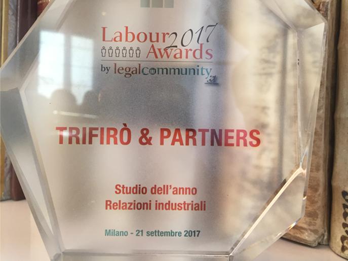 Labour 2016 Awards