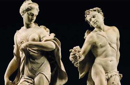 Bacchus and Venus