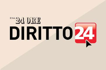 Diritto 24 - Il Sole 24 Ore