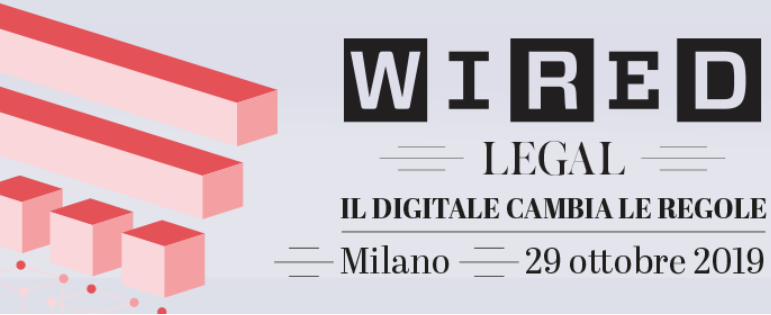Wired Legal - il digitale cambia le regole