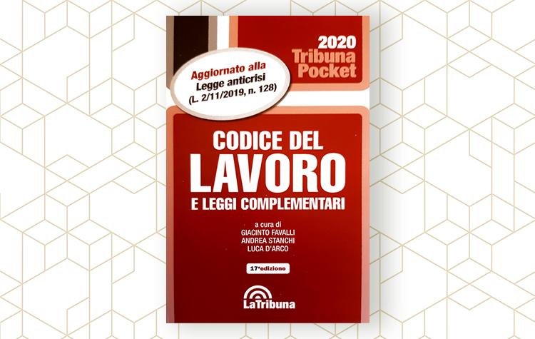 codice lavoro 2020